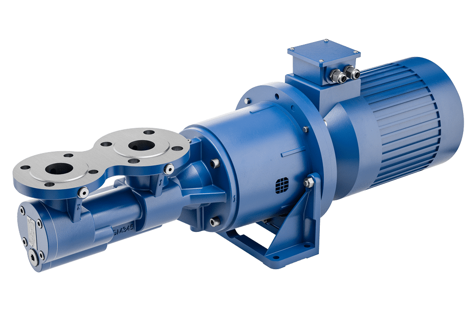screw pumps series L our medium pressure pump